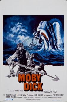 Beyaz Balina Moby Dick