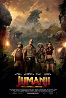 Jumanji Vahşi Orman Jumanji Welcome to the Jungle