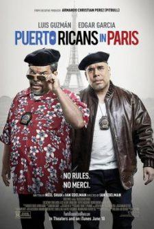 Porto Rikolular Paris'te