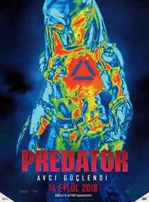 Predator Avcı Güçlendi The Predator