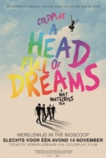 Coldplay  Düşler Dolu Bir Kafa – Coldplay A Head Full of Dreams