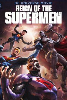 Süpermenler Hükümdarlığı – Reign of the Supermen