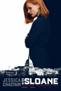 Bayan Sloane – Miss Sloane