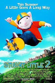 Küçük Kardeşim 2 – Stuart Little 2
