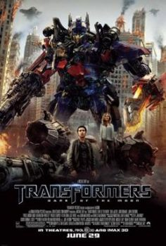 Transformers 3: Ay'ın Karanlık Yüzü – Transformers 3: The Dark of the Moon