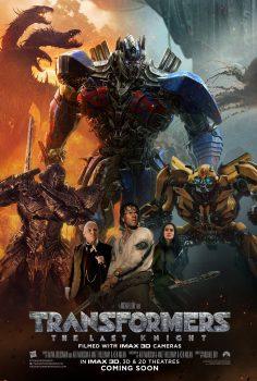 Transformers 5: Son Şövalye – Transformers: The Last Knight