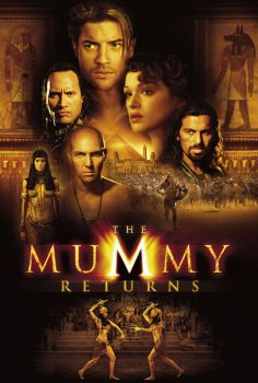 Mumya Geri Dönüyor – The Mummy Returns